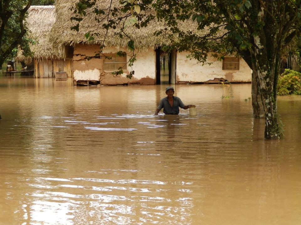Update on Flooding in Beni