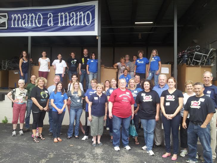 Save the Date – Mano a Mano Volunteer Appreciation Picnic on September 6th