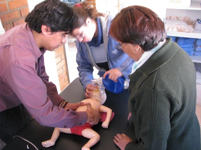 Mano a Mano's Health Education Programs in 2014