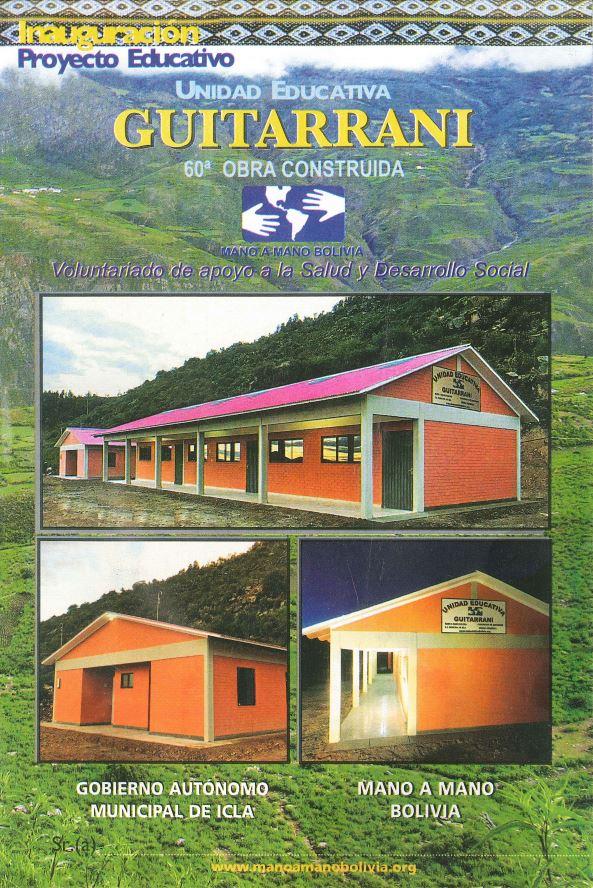 Guitaranni School Brochure