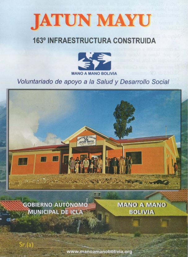 The Jatun Mayu Clinic