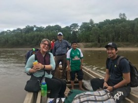 Mano a Mano teacher's trip in June 2019 - visiting the Bolivian Amazon