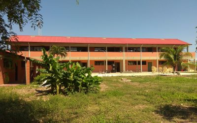 Dedicating New Clinic and School Projects in Bolivia