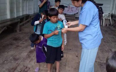 Volunteer Spotlight: Dra. Carmen Duran Providing Weekend Dental Care in Rural Bolivia