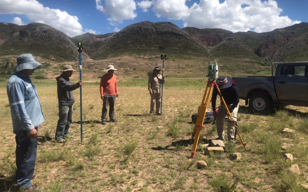 Making Progress on an Airstrip in Toro Toro, Bolivia