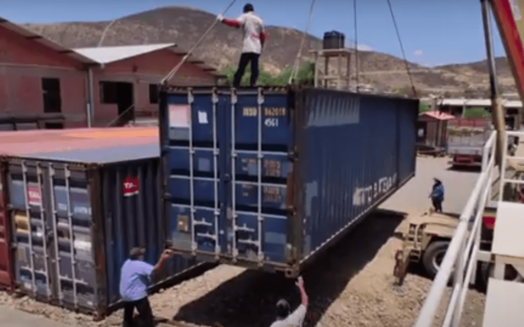 Video: Saving Medical Supplies From the Landfill in Minnesota and Putting Them to Use in Bolivia