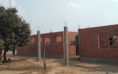 Making Progress on New Clinic Projects in Guadalupe and Sarufaya