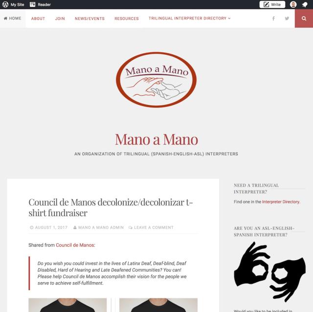 Screenshot of website on 2017-11-20 at 11.05.30 AM