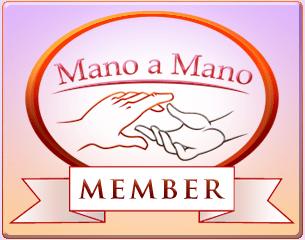 Mano a Mano Member Badge