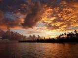 Sunset Samoa, manoa tours samoa, surf samoa, sunset sessions