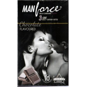 ManForce chocolate flavoured