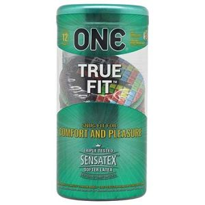 one true fit condom