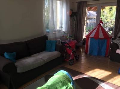 Cirkuszi sátor a babaszobában