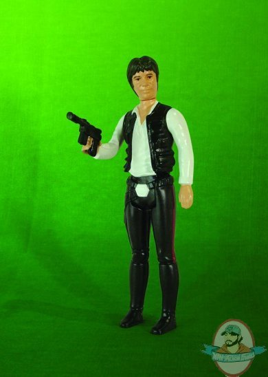 Star Wars 12 inch Jumbo Kenner Han Solo by Gentle Giant