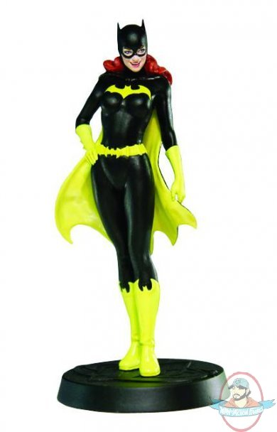 Animated Spider Wallpaper Dc Superhero Figurine Collection Magazine 95 Batgirl By
