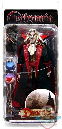 Castlevania Dracula Mouth Open Action Figure by NECA  Man of Action Figures