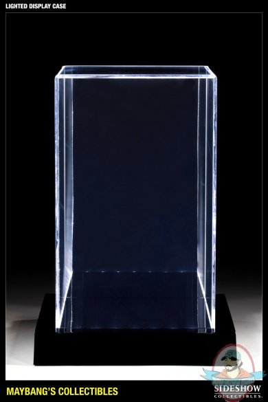 Lighted Display Case for 12 inch 16 Figures or Statues