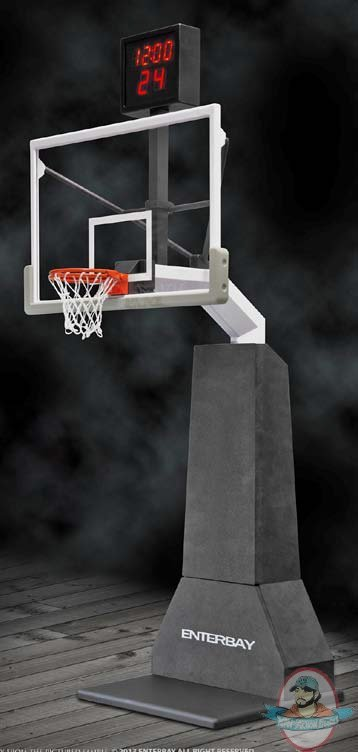 16 Real Masterpiece NBA Basketball Hoop Accessory by