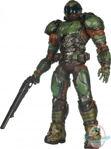 16 Sixth Scale Figure Doom Marine By Three A Man Of