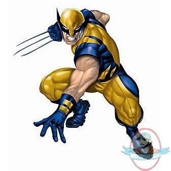 XMen Wolverine Giant Wall Applique by Roommates Man of