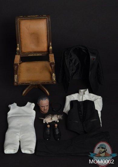 MomToys 16 Figure Accessories New York Mafia Accessory MOM0002  Man of Action Figures