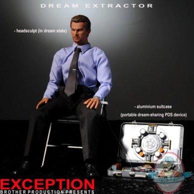 Custom 16 Leonardo DiCaprio Figure Dream Extractor Cobb