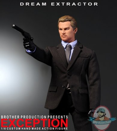 Custom 16 Leonardo DiCaprio Figure Dream Extractor Cobb
