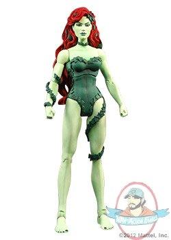 DC Universe Classics Poison Ivy Action Figure Mattel Man