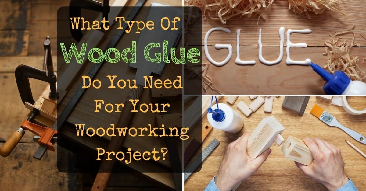 Brown Wood Glue