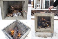 Federal Urban Fire Pit & Grill | Man of Many