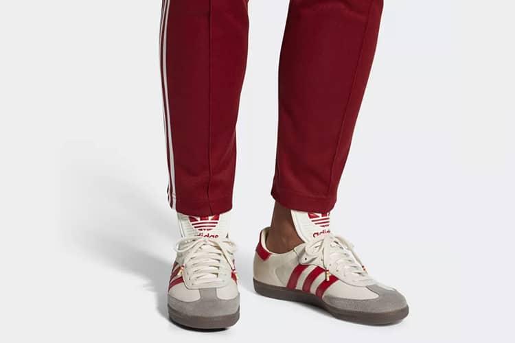 samba soccer shoe