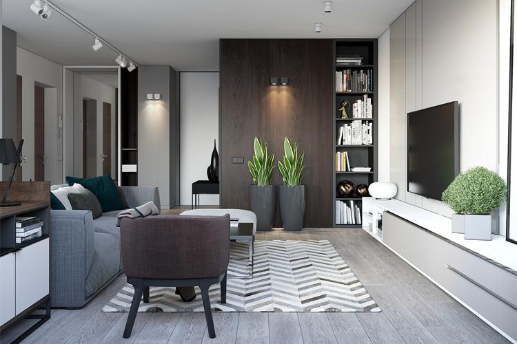 30 masculine living room
