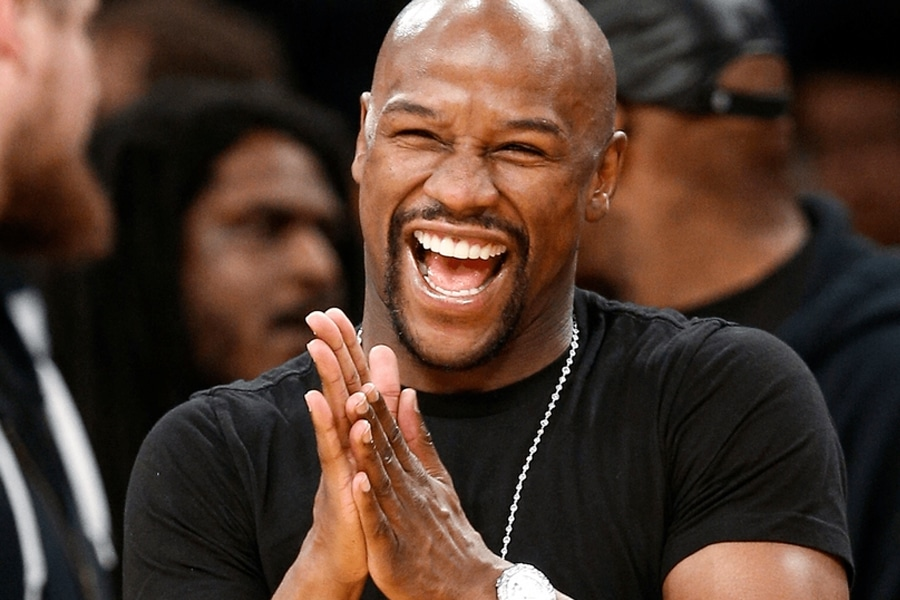 Floyd Mayweather Just Bought Himself The Billionaire