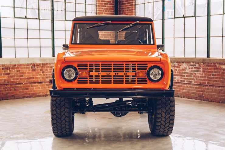 ford bronco front