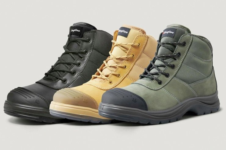 KingGee work boots