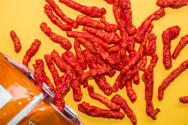 Flamin Hot Cheetos Chips