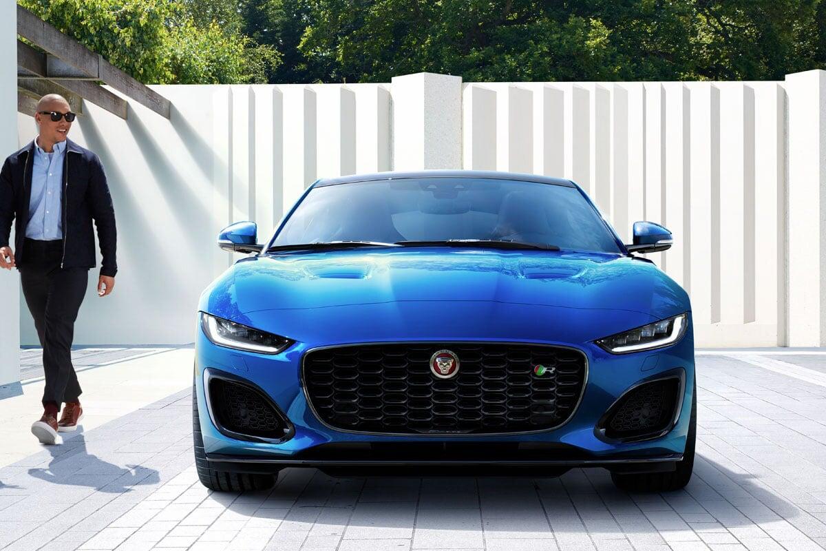 Jaguar f type p450 4