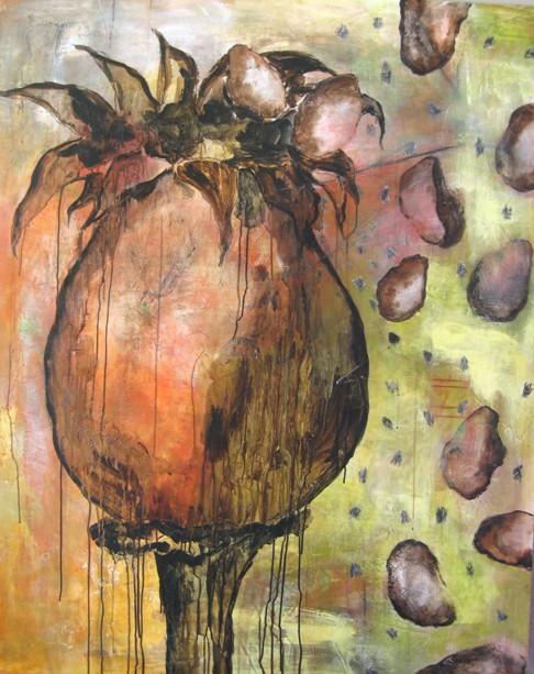 MANOK  Painting