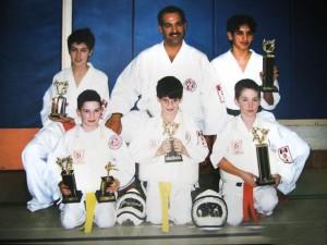 2005 Dawson Karate Tournament