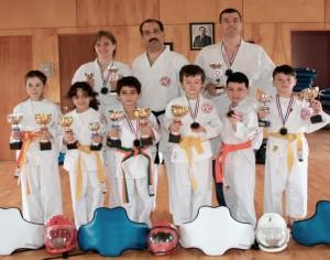 2007 11th Mirabel koshiki Karate Championships