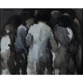 Grupo de mujeres </br> 1973
