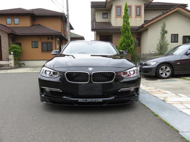 BMWアルピナB3ビターボ リムジン