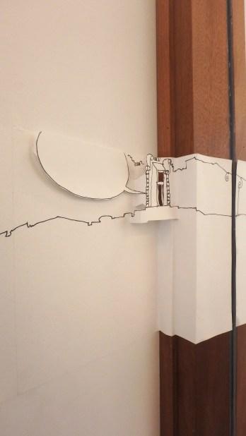 Kirigami de Sarah Brûlé