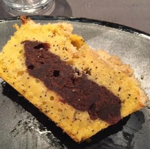 Manoncooks - cake - marbré - patate douce