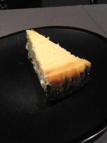 Manoncooks - cheesecake - oreo