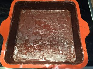 Manoncooks - gâteau d'anniversaire - croustifondant - birthdaycake