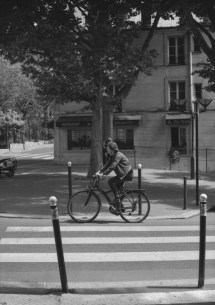 Paris - Ilford FP4
