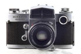 Miranda Sensorex - Auto Miranda 50mm f/1.8