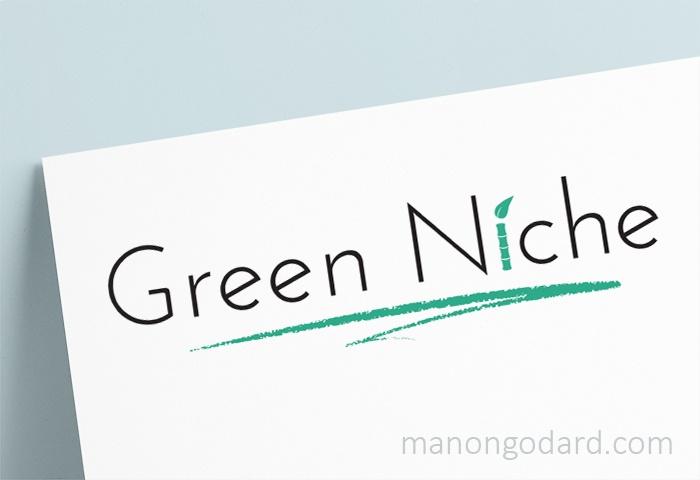 Logo boutique en ligne cosmétiques véganes naturels