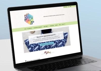 Boutique en ligne 'La Ruche de Nabeille'